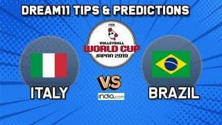 Dream11 Team Italy vs Brazil Match 64 Men   s World Cup