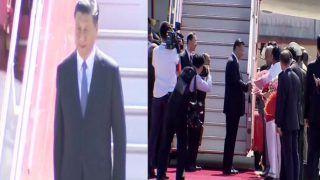 दो दिन के दौरे पर चेन्नई पहुंचे चीन के राष्ट्रपति शी जिनपिंग, महाबलीपुरम में पीएम मोदी से होगी मुलाकात