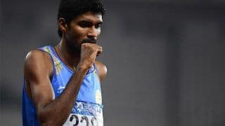 Jinson Johnson Fails to Qualify For 1500m final; Shot-putter Tejinder Pal Singh Toor Finishes 18th