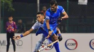 Sultan of Johor Cup Hockey 2019: Pratap Lakra's Brace Guides India to Comeback Win Over Malaysia in Opening Match