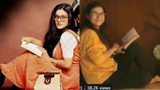 24 Years of DDLJ: Kajol Pays Tribute to Dilwale Dulhania Le Jayenge by Recreating Her Iconic Look