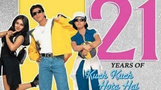 21 Years of Kuch Kuch Hota Hai: Karan Johar Recalls His 'First Film' That Had Its 'Heart in The Right Place'