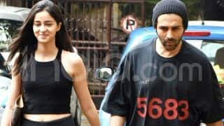 Ananya Panday Breaks Silence on Alleged Fallout With Kartik Aaryan, Says 'We Constantly Fight'