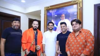 Salman Khan's Bodyguard Shera Makes Foray into Politics, Joins Shiv Sena in Presence of Uddhav Thackeray