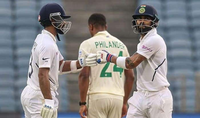 Live Cricket Score And Updates Ind Vs Sa 2nd Test Match