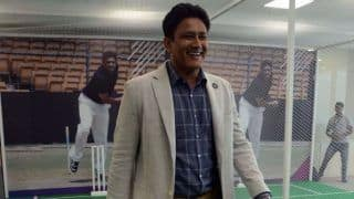 Anil Kumble Set to be Named Kings XI Punjab Head Coach