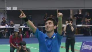 Dutch Open 2019: Lakshya Sen Enters Men's Singles Semi-Finals