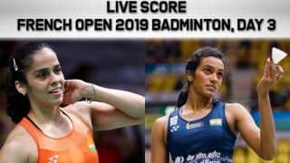 French Open Badminton 2019 Day 3 Highlights: After Saina Nehwal, PV Sindhu Make Quarter Final; Shubhankar Dey Loses