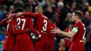 UEFA Champions League Roundup: Liverpool Crush Genk; Milan Beat Dortmund 2-0