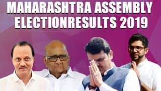 Maharashtra Assembly Election Results 2019: Winners List on Sangamner, Shirdi, Kopargaon, Shrirampur, Nevasa, Shevgaon Seats