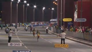 IAAF World Athletics Championships: Gopi Thonakal Finishes 21st in Men's Marathon