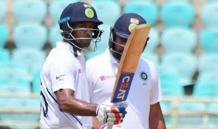Sa 39 3 Vs Ind 502 7 Live Cricket Score And Updates Ind
