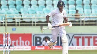 Mayank Agarwal Fourth Indian to Register 200 Plus Score as His Maiden Test Century