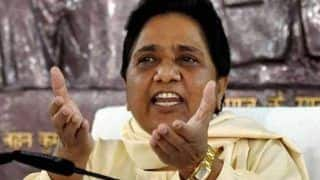 Mayawati Fires Fresh Salvo at Bhim Army Chief Chandrashekhar Azad For Protesting in Delhi, Accuses Him of Influencing Party Votes