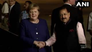 Angela Merkel Arrives in Delhi; India, Germany to Sign 20 Agreements | All You Need to Know