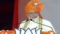 Assembly Elections 2019: Credit For Article 370 Move in J&K Goes to my Voters, Says Modi