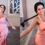 Bhojpuri Actor Monalisa Flaunts Hot Moves as She Dances on Punjabi Song 'Nikle Patola Banke'- Watch