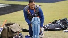 Ganguly And Selectors Can Easily Resolve Issue of Dhoni's Future: Jagdale