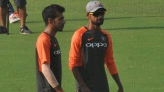 Shahbaz Nadeem Added to India's Squad For 3rd South Africa Test