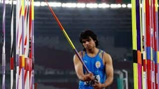 Neeraj Chopra Pulls Out of 59th National Open Athletics Championships