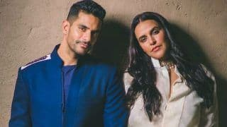 Neha Dhupia And Angad Bedi Together in a Film? Yes, Please