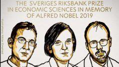 भारतीय मूल के अर्थशास्त्री सहित तीन लोगों को मिला नोबल पुरस्कार