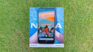Nokia 8.1 gets latest Android 10 OS; becomes first Nokia smartphone to get updated