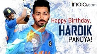 Hardik Pandya Birthday: Here's 10 Things You May Not Know About The Indian Superstar