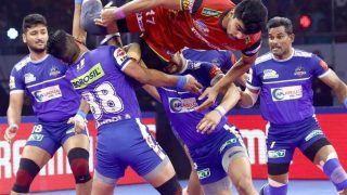 Pawan Sehrawat Helps Bengaluru Bulls Beat Haryana Steelers