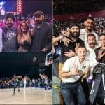Sonam Kapoor-Anand Ahuja Add Glamour And High Octane Excitement at NBA India Games 2019