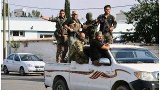 अमेरिका सीरिया में भेज सकता है अतिरिक्त सैन्य बल
