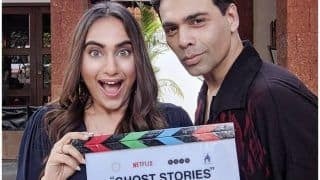 Kusha Kapila Has Jaw-Dropping Moment as She Lands With Karan Johar's Netflix Film 'Ghost Stories'