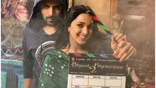 Bhool Bhulaiyaa 2 Goes on Floor, Kiara Advani-Kartik Aaryan Mark 'Shubharambh' With Clapper