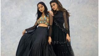 Mouni Roy Sets Floor on Fire as She Grooves to Odhani in THIS Sultry Video With Sonali Bhadauria