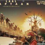 Laal Kaptaan New Poster: Saif Ali Khan Gets Ready to Hunt as Zoya Hussain-Deepak Dobriyal-Manav Vij Give Chase