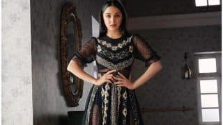 Kiara Advani Leaves Fans Bewitched as She Spells Black Magic And THIS Picture is Proof!