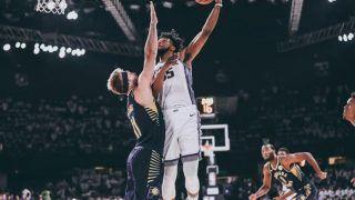 NBA IN INDIA: पहले प्री-सीजन मैच में इंडियाना पेसर्स ने सैक्रेमेंटो किंग्स को दी मात