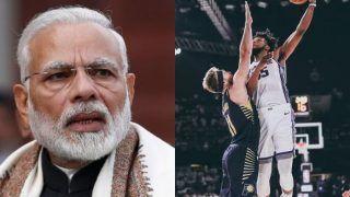 पीएम मोदी ने NBA IN INDIA के पहले मैच को भारत-अमेरिका संबंधों के लिए बताया ऐतिहासिक क्षण