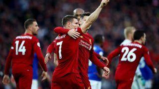प्रीमियर लीग: लिवरपूल ने दर्ज की इस सीजन की आठवीं जीत, रोमांचक मैच में लेस्टर सिटी को दी मात