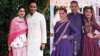 सानिया मिर्जा ने बहन की शादी के बारे में किया बड़ा खुलासा, दिसंबर में बनेंगीक्रिकेटर अजहरुद्दीन के बेटे की दुल्हन