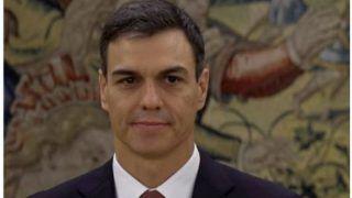 Now, Spanish Prime Minister Pedro Sanchez's Wife Begona Gomez Tests Positive For Coronavirus