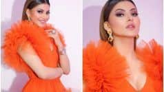 Urvashi Rautela Treats Fans to Ravishing Pictures as She Clocks 20 Million Followers on Instagram