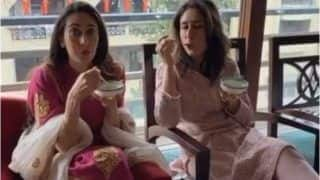 Kapoor Sisters Karisma-Kareena Leave Fans And Malaika Arora Craving For THIS Post Diwali Lunch, Video Goes Viral