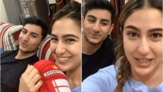 Sara Ali Khan's Mosquito Jokes With Brother Ibrahim Ali Khan Will Set You Facepalming And THESE Videos Are Proof!