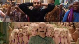 Bala or Shaitan Ka Saala? Ayushmann Khurrana's Witty PR to Akshay Kumar's Housefull 4 Song Cracks up Fans