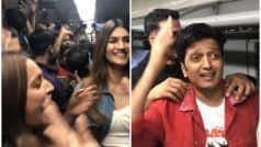 Riteish's 'Bala-Saala' Confusion as Team Grooves to Akshay's Song in Train is Funniest Thing on Internet