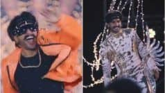 Ranveer Singh is 'Angaar' And THIS Killer Video of His Ganpati Dance At IIFA 2019 is Proof!