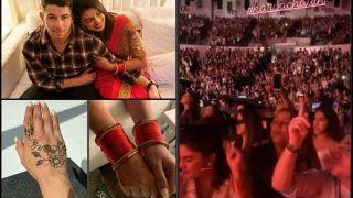 Priyanka Chopra's First Karva Chauth at Jonas Brothers Concert Turns Paris Hilton Heart-Eyed