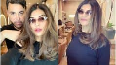 Sushmita Sen's 'Sunkissed' Streaks From NYC Salon Are Hair Colour Goals, Flaunts New Look in Slo-mo Video