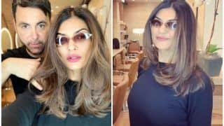 Sushmita Sen's 'Sunkissed' Streaks From New York Salon Are Hair Colour Goals, Flaunts New Look in Slo-mo Video